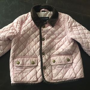 Lands' End 12-18 month Quilted Jacket